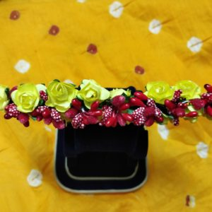 buy floral hair accessory online