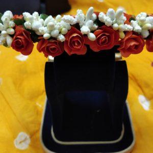 buy floral gajra online for wedding