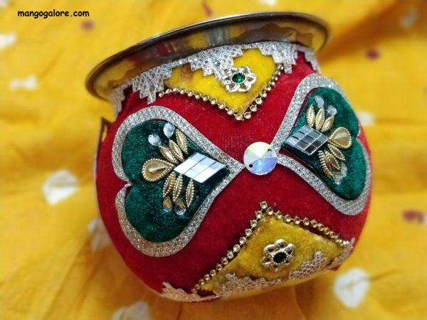 buy decorated kalash online