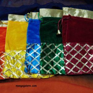 buy multicolor potli for online