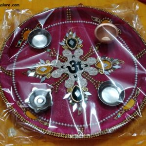 buy decorated pooja thali online