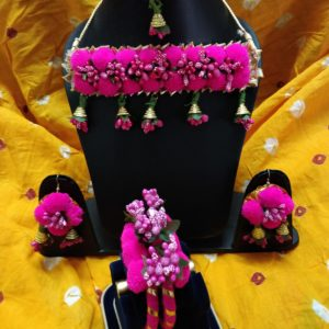 buy mehndi and haldi jewellery online