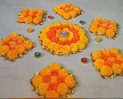 buy rangoli mat online for indian wedding