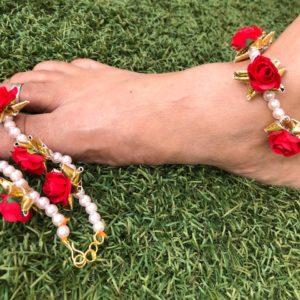 buy anklet online for haldi and mehndi