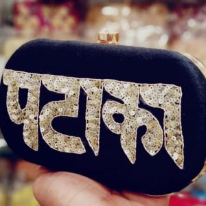 buy patakha bridal clutch online