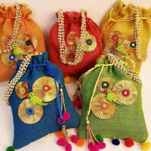 buy potli giveaway for wedding