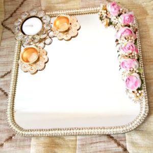 buy square thali online