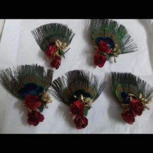 peacock broach online