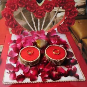 buy online indian wedding platter