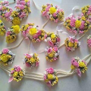 buy bridal set for mehndi