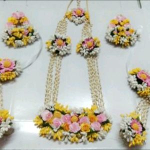 floral set for bridal