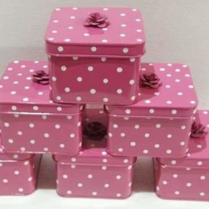 buy online dotted box for giveaway